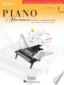 Piano Adventures : Level 4 - Technique & Artistry Book