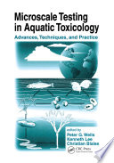 Microscale Testing in Aquatic Toxicology