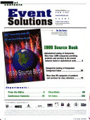 Event Solutions Book PDF