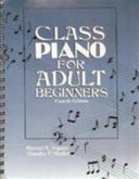 Class Piano for Adult Beginners