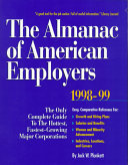 Almanac of American Employers Book