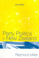 Party Politics In New Zealand