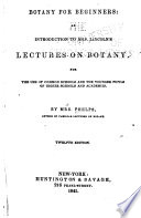Botany for Beginners