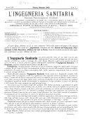 L'ingegneria sanitaria rivista mensile tecnico-igienica illustrata