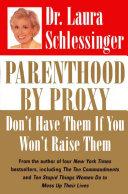 Parenthood by Proxy Pdf