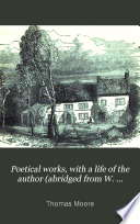 Poetical works, with a life of the author (abridged from W. Howitt).