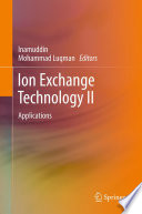 Ion Exchange Technology II