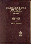 Tax procedure and tax fraud