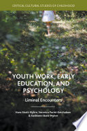 Youth Work  Early Education  and Psychology