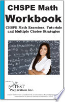 Chspe Math Workbook Practice Questions Math Exercises Tutorials And Multiple Choice Strategies