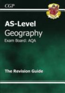 AS Level Geography AQA Revision Guide
