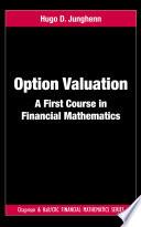 Option Valuation Book