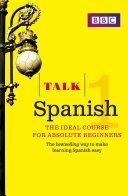 Talk Spanish Enhanced eBook (with audio) - Learn Spanish with BBC Active