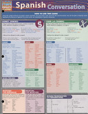 Spanish Conversation, Quick Reference Guide