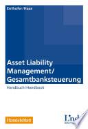 Asset Liability Management   Gesamtbanksteuerung Book