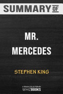 Summary of Mr  Mercedes