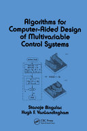 Algorithms for Computer-Aided Design of Multivariable Control Systems [Pdf/ePub] eBook