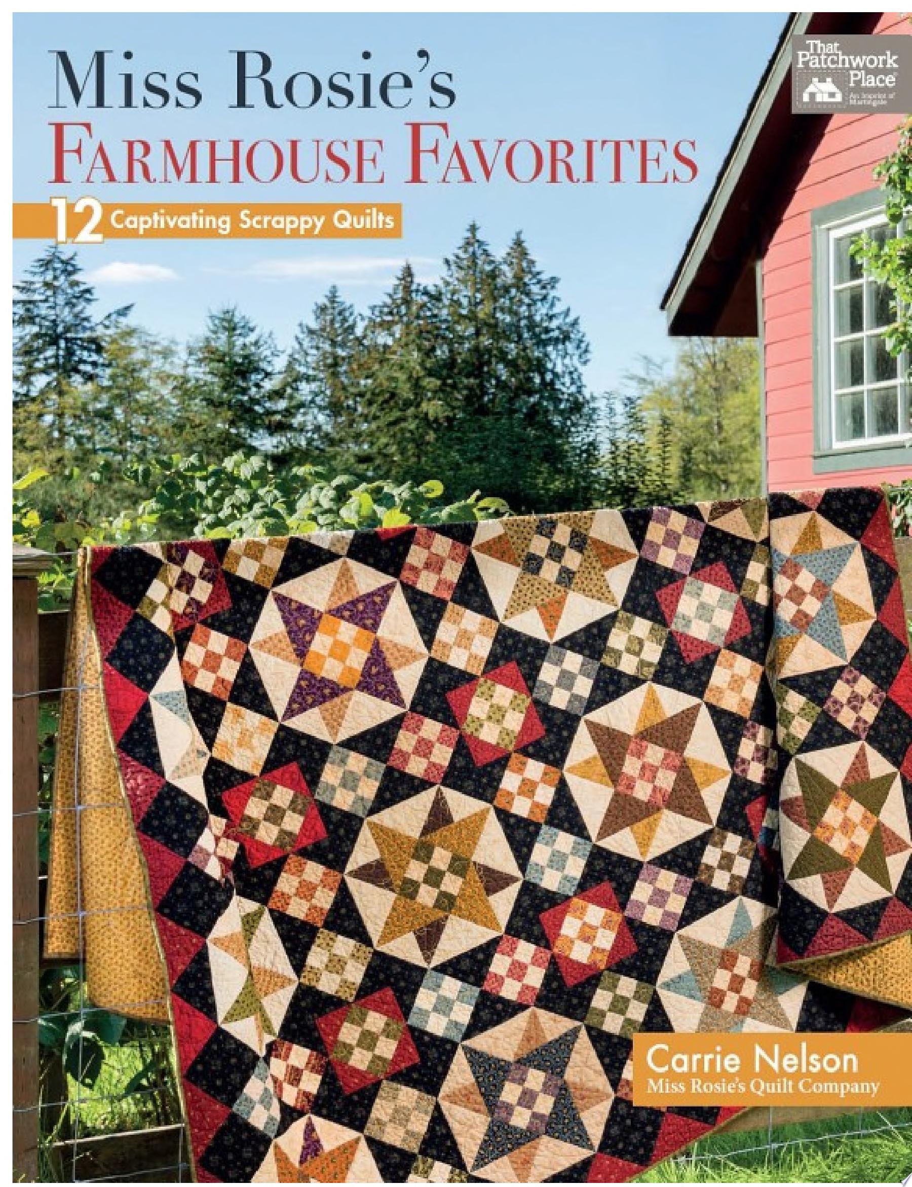 Miss Rosie s Farmhouse Favorites