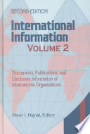 International Information
