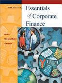 Essentials of Corporate Finance   PowerWeb   Student Problem Manual