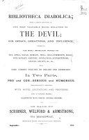 Bibliotheca Diabolica