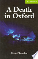 A Death in Oxford Starter/Beginner