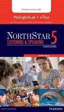 Northstar Listening and Speaking 5 Etext with Myenglishlab
