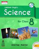 Pdf Lakhmir Singh's Science for Class 8 Telecharger