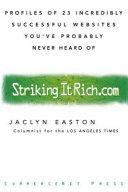 Striking it Rich com Book