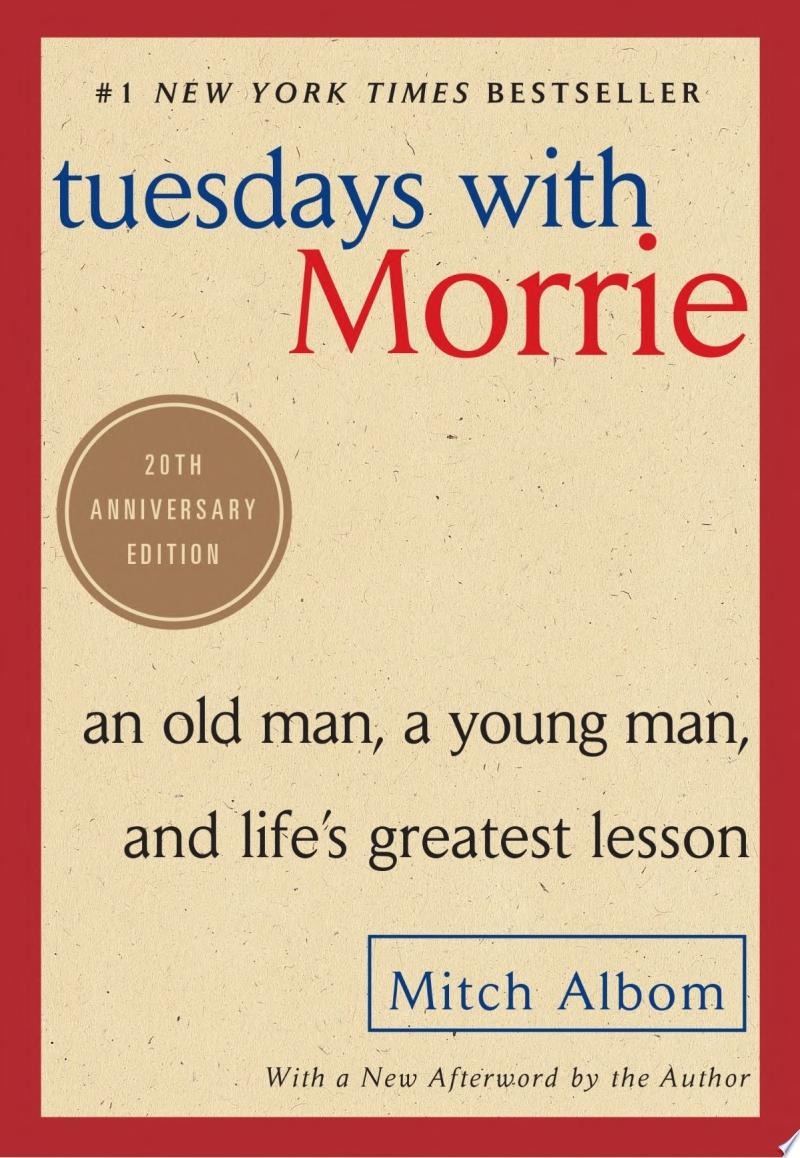 Tuesdays with Morrie image