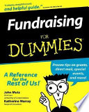 Fundraising For Dummies Book PDF