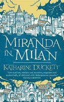 link to Miranda in Milan in the TCC library catalog
