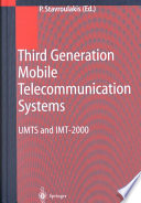 Third Generation Mobile Telecommunication Systems