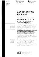 Canadian Tax Journal