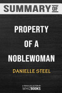 Summary of Property of a Noblewoman