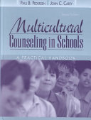 Multicultural Counseling In Schools