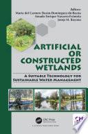 Artificial or Constructed Wetlands