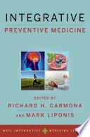 Integrative Preventive Medicine Book PDF