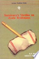 Sure Vara S V Rtika On Jyotis Br Hma A Book PDF