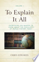To Explain It All Book