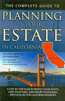 The Complete Guide to Planning Your Estate in California Pdf/ePub eBook