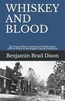 Whiskey and Blood ebook