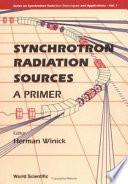 Synchrotron Radiation Sources