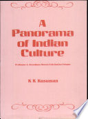 A Panorama of Indian Culture