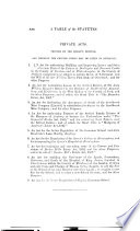 A    Collection of Public General Statutes Book