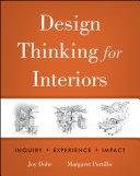 Design Thinking for Interiors