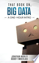 That Book on Big Data