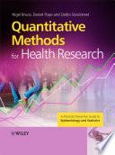 Quantitative Methods for Health Research Book