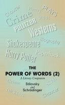 The Power of Words (2) Pdf/ePub eBook