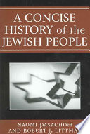 A Concise History Of The Jewish People Book PDF
